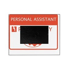 Personal Assistant Powered by Doughn Picture Frame