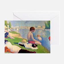 beach_bag Greeting Card