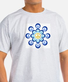 Peace Wheels T-Shirt
