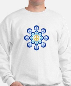 Peace Wheels Sweatshirt