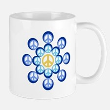Peace Wheels Mug