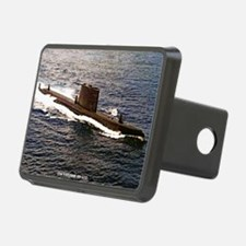 uss sailfish framed panel  Hitch Cover