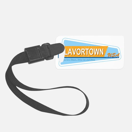 Fans of Flavortown Luggage Tag