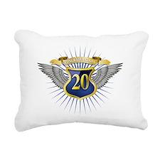 jubilee Rectangular Canvas Pillow