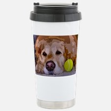 Golden Moment Stainless Steel Travel Mug