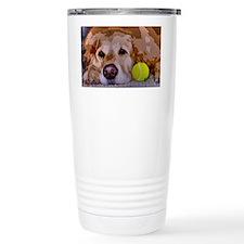 Golden Moment Travel Coffee Mug