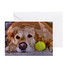 Golden Moment Greeting Card