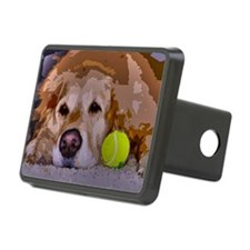 Golden Moment Hitch Cover