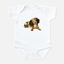 Shy_Low Puppy Infant Bodysuit