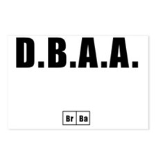 DBAA Postcards (Package of 8)