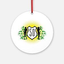 jubilee Round Ornament