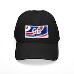 Great Britain Pride Black Cap