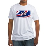 Great Britain Pride Fitted T-Shirt