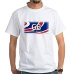 Great Britain Pride White T-Shirt
