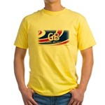 Great Britain Pride Yellow T-Shirt