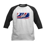 Great Britain Pride Kids Baseball Jersey