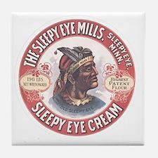 CHIEF SLEEPY EYE 2B Tile Coaster