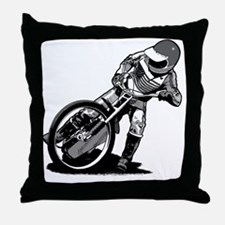 Speedway Throw Pillow