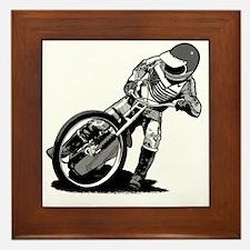 Speedway Framed Tile
