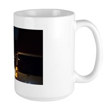 Traffic on highway Mug