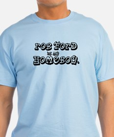 Funny Rob ford T-Shirt