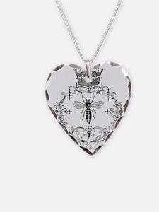 Vintage Queen Bee Necklace