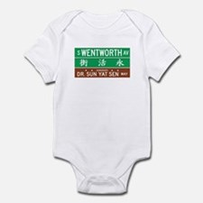 Wentworth Ave., Chicago (US) Infant Bodysuit