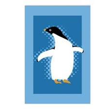 Penguin Posing Postcards (Package of 8)