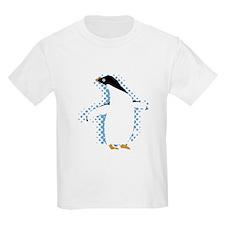 Penguin Posing Kids T-Shirt
