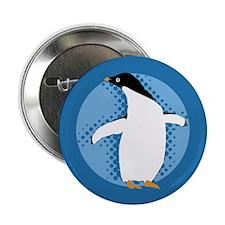 Penguin Posing Button