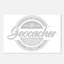 Geocacher -If you hide it Postcards (Package of 8)