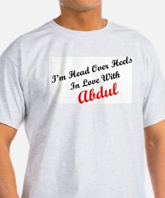 In Love with Abdul T-Shirt