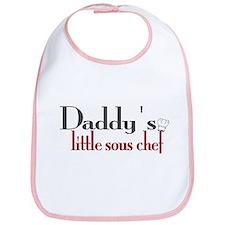 Daddy's Sous Chef Bib