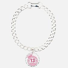 Birthday Princess 13 yea Bracelet