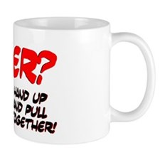 LOSER - PUT YOUR HAND UP YOUR ASS Mug