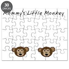 Mommys Little Monkey Puzzle