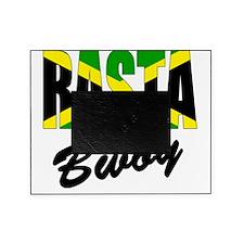 Rasta Bwoy (boy) Picture Frame