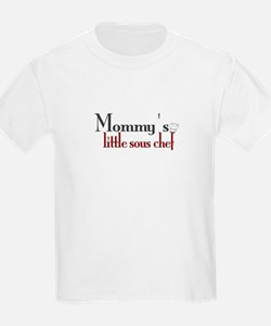 Mommy's Sous Chef Kids T-Shirt