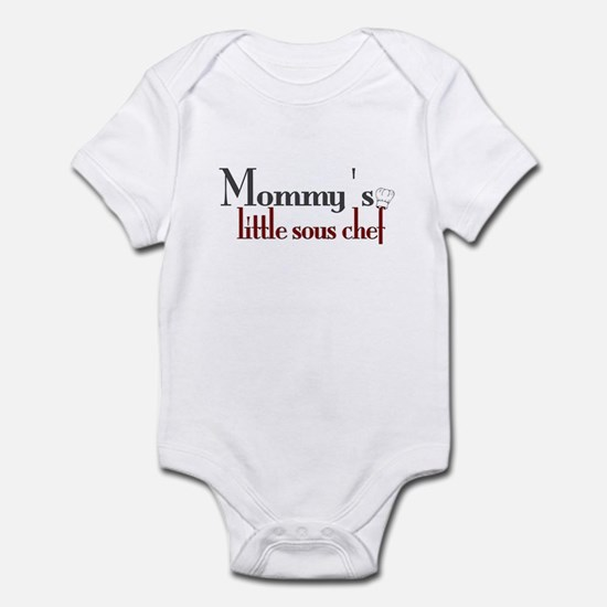 Mommy's Sous Chef Infant Bodysuit