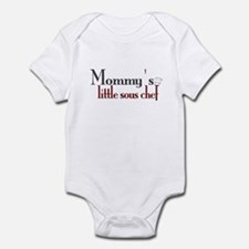 Mommy's Sous Chef Onesie