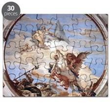 Bellerophon on Pegasus Puzzle
