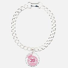 Birthday Princess 20 yea Bracelet