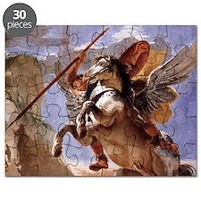 Bellerophon and Pegasus Puzzle