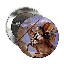 "Bellerophon and Pegasus 2.25"" Button"