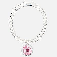 Birthday Princess 15 yea Bracelet