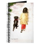 Together - Black Lab & Friend Journal