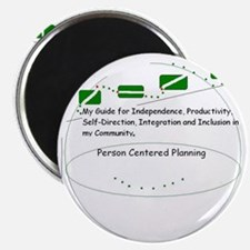 Person Centered Planning Magnet