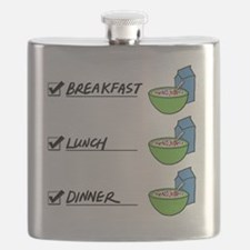 A Nutritionally Balanced Diet - Cereal and M Flask