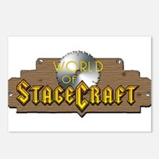 World Of Stagecraft Postcards (Package of 8)