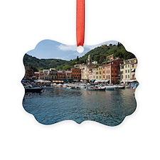 Portofino view , Italy Ornament